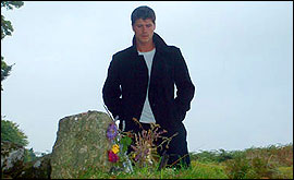Seth Lakeman at Kitty Jay's grave